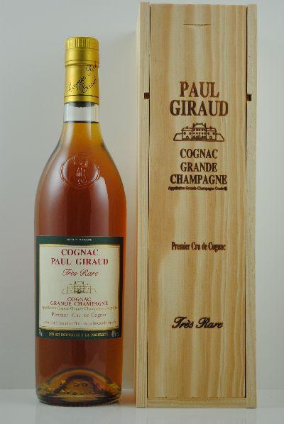 Cognac Très Rare, Paul Giraud